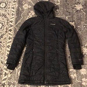 Columbia Women's Long Omni-Heat jacket